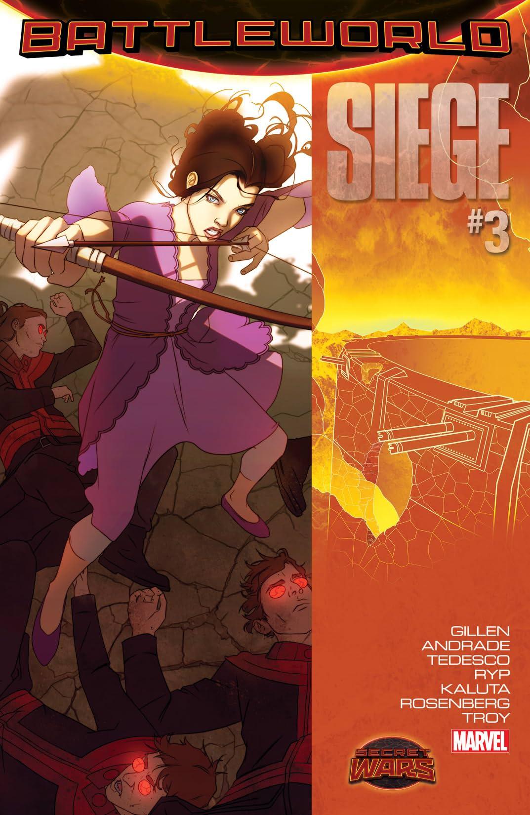 Siege (2015) #3