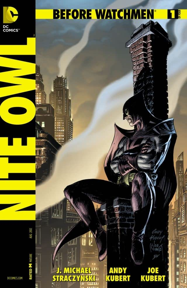 Before Watchmen: Nite Owl #1 (of 4)