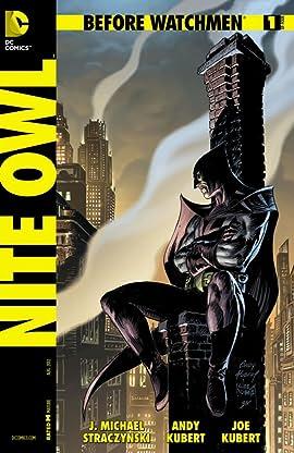 Before Watchmen: Nite Owl #1 (of 4)