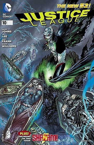 Justice League (2011-) #10
