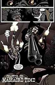 Six-Gun Gorilla: Long Days of Vengeance #3