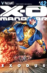 X-O Manowar (2012- ) #42: Digital Exclusives Edition