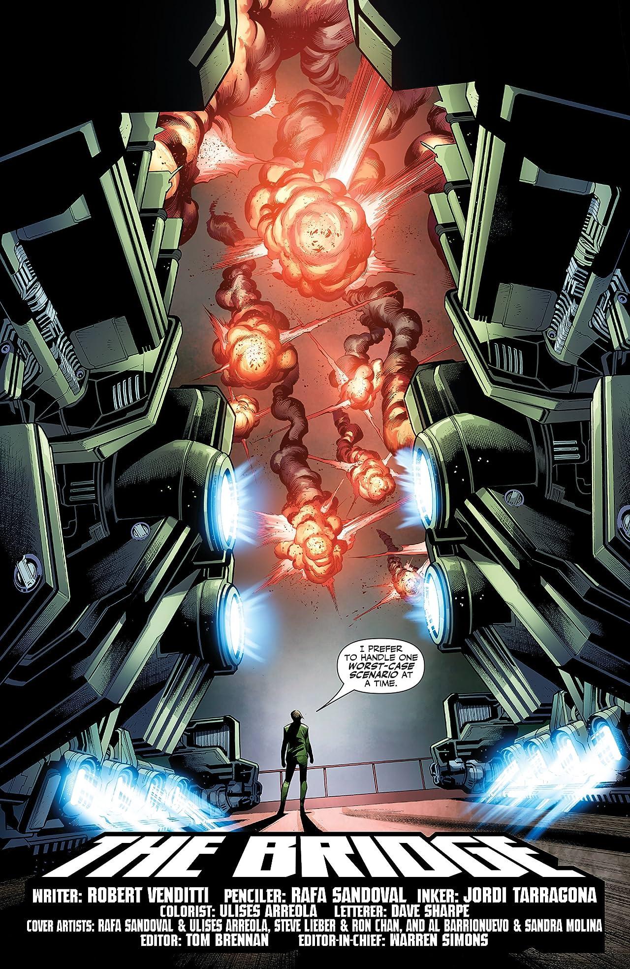 X-O Manowar (2012- ) #42: Digital Exclusives Edition