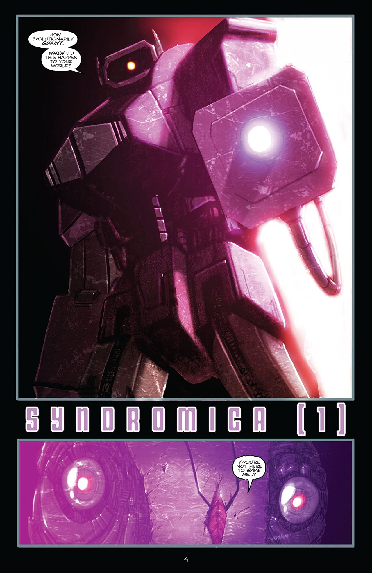 Transformers: Robots In Disguise (2011-2016) #6