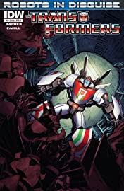 Transformers: Robots In Disguise (2011-2016) #7