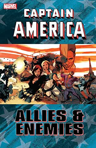 Captain America: Allies and Enemies