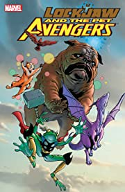Lockjaw and the Pet Avengers