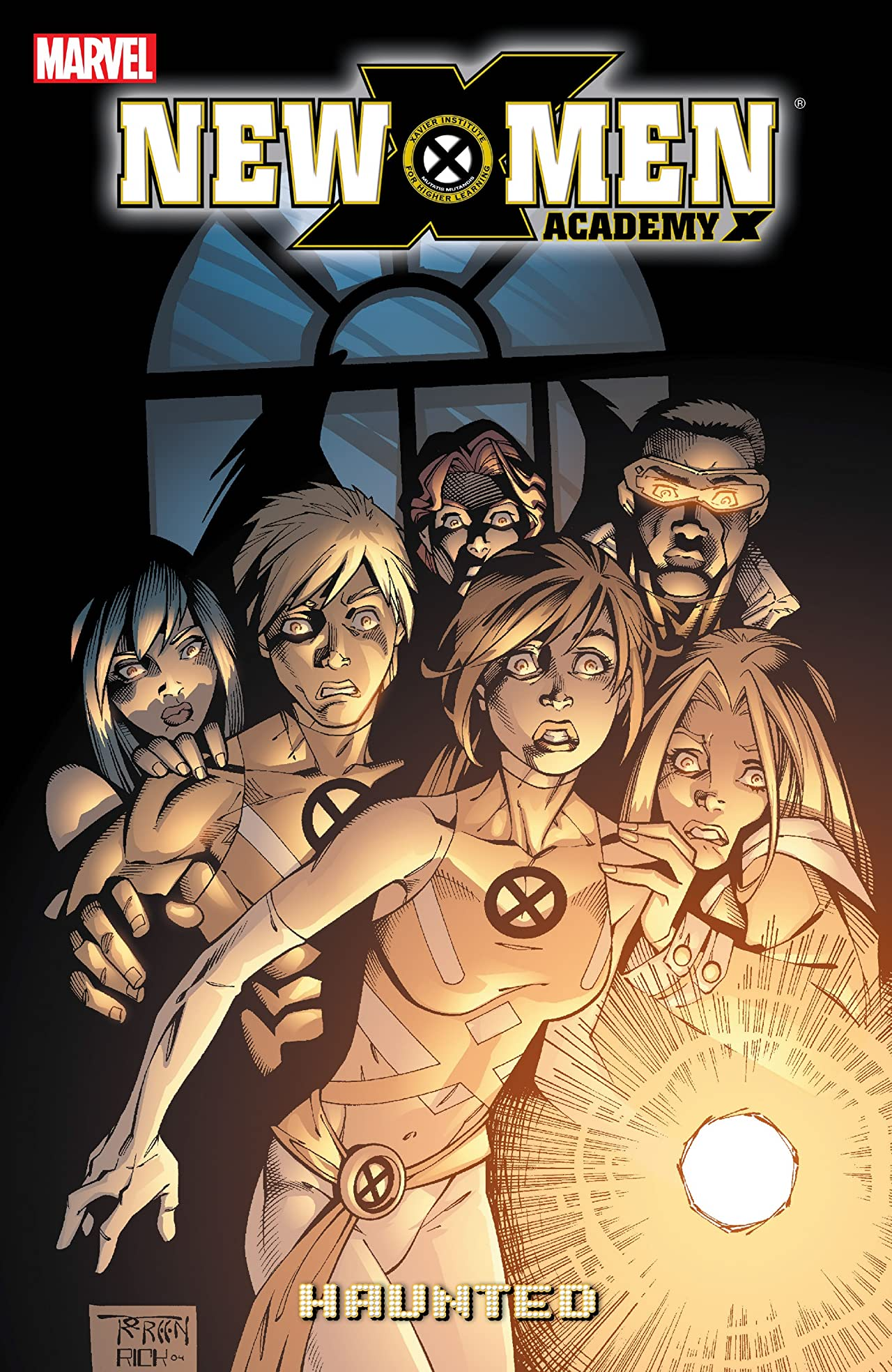 New X-Men: Academy X Vol. 2: Haunted