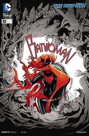 Batwoman (2011-2015) #10