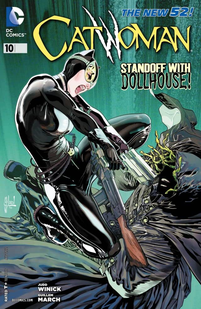 Catwoman (2011-) #10