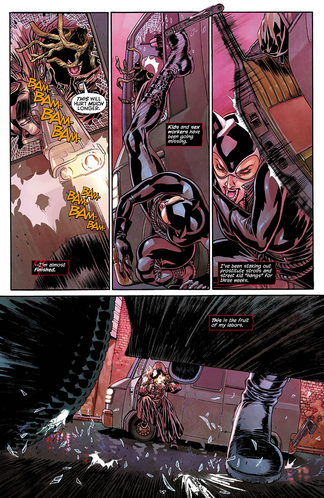 Catwoman (2011-2016) #10