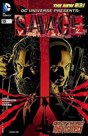 DC Universe Presents (2011-2013) No.10