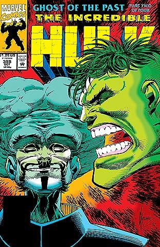 Incredible Hulk (1962-1999) #398