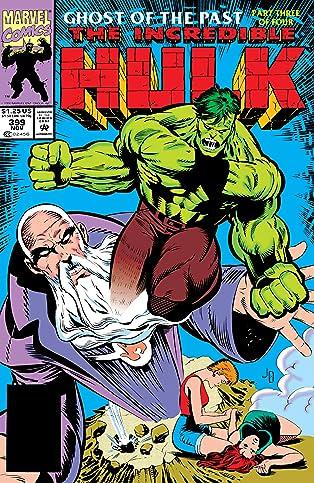Incredible Hulk (1962-1999) #399