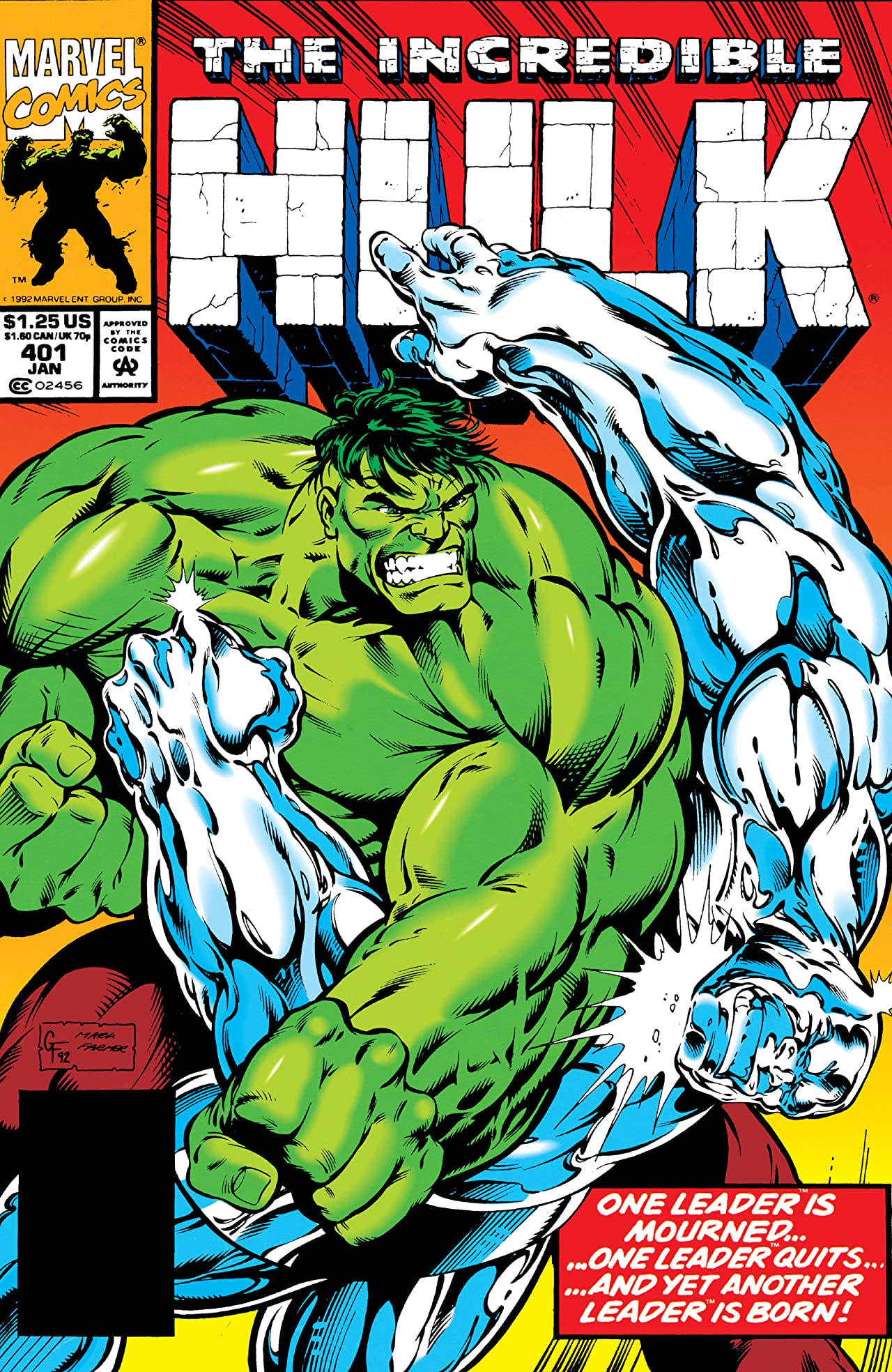 Incredible Hulk (1962-1999) #401