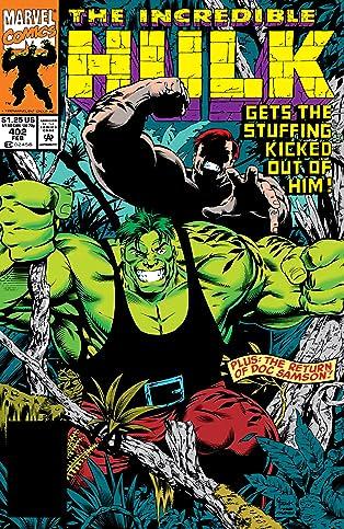 Incredible Hulk (1962-1999) #402