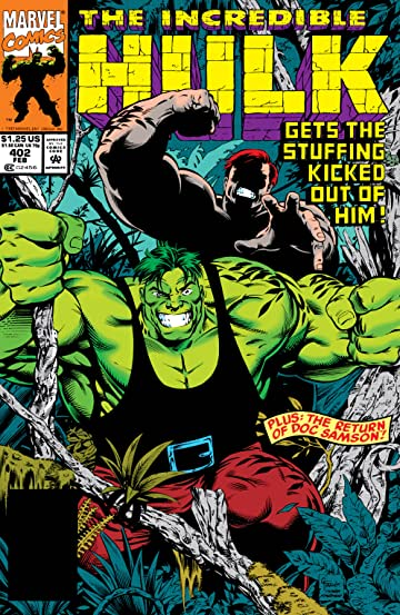 Incredible Hulk (1962-1999) #402