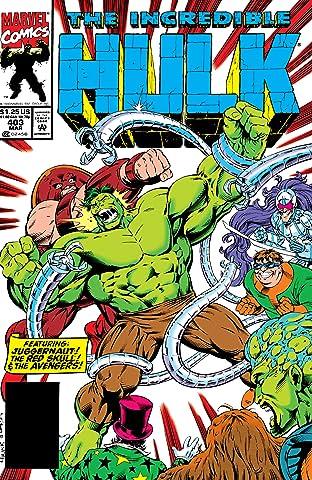 Incredible Hulk (1962-1999) #403