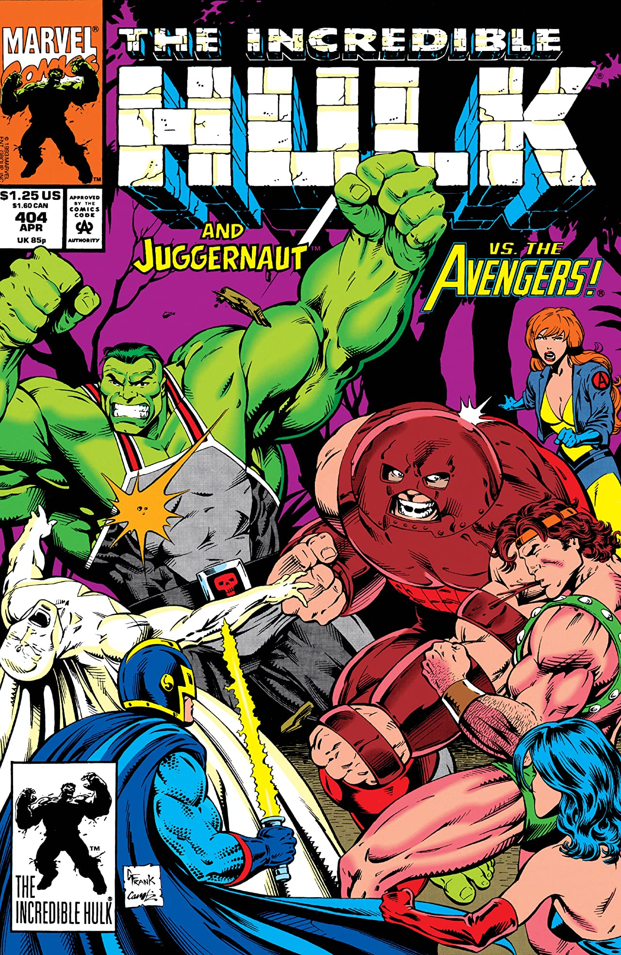 Incredible Hulk (1962-1999) #404