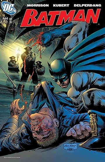 Batman (1940-2011) #664