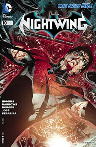 Nightwing (2011-2014) No.10
