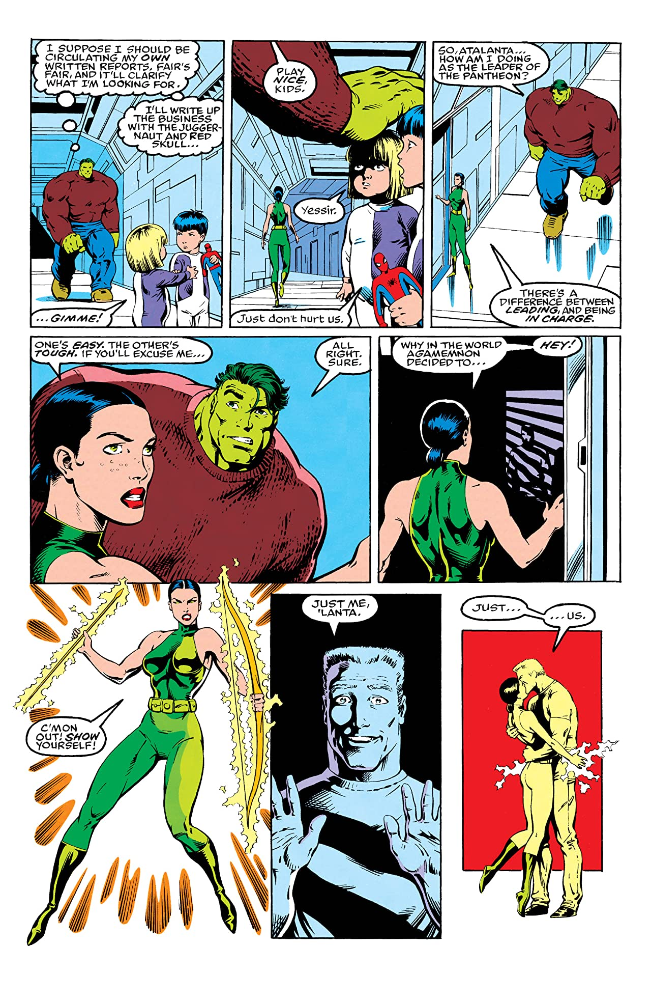 Incredible Hulk (1962-1999) #405