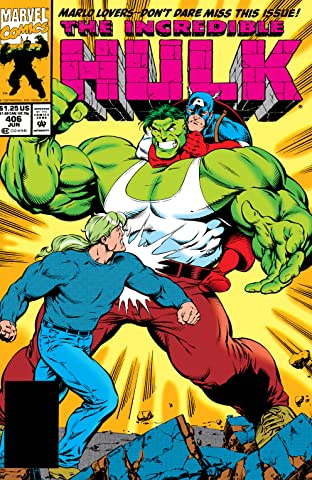 Incredible Hulk (1962-1999) #406
