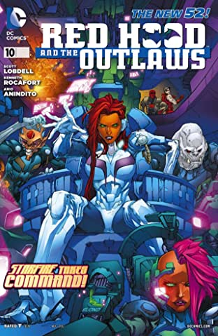 Red Hood and the Outlaws (2011-2015) No.10