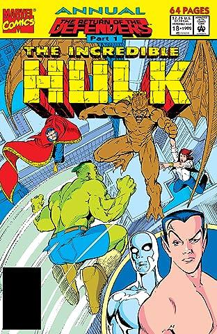 Incredible Hulk (1962-1999) Annual #18