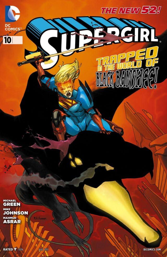 Supergirl (2011-2015) #10