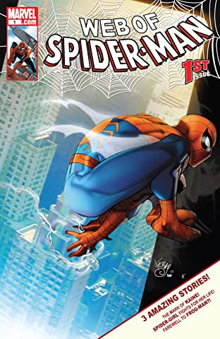 Web of Spider-Man (2009-2010) No.1