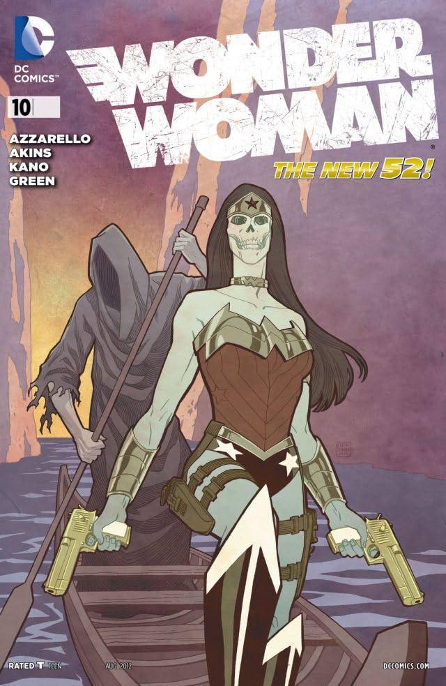 Wonder Woman (2011-2016) #10