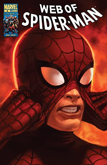 Web of Spider-Man (2009-2010) #8