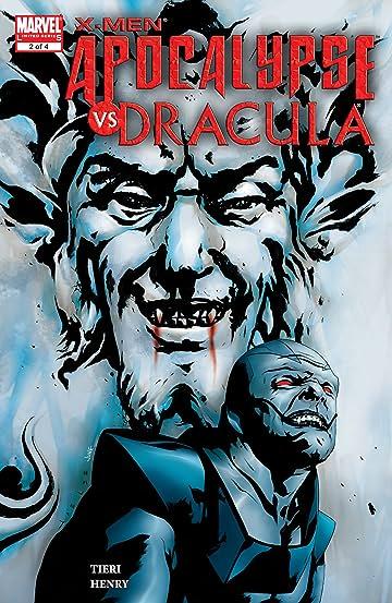 X-Men: Apocalypse/Dracula (2006) #2 (of 4)