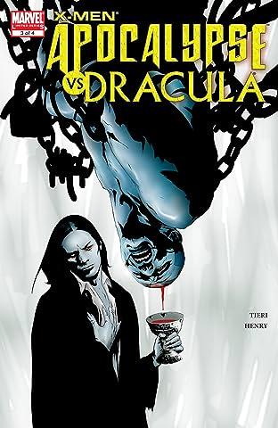 X-Men: Apocalypse/Dracula (2006) #3 (of 4)