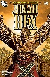 Jonah Hex (2006-2011) #13