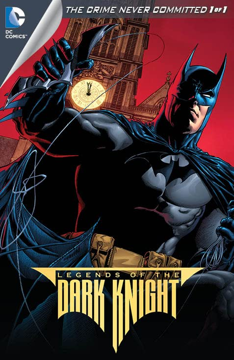 Legends of the Dark Knight (2012-) #3