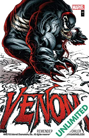 Venom By Rick Remender Vol. 1