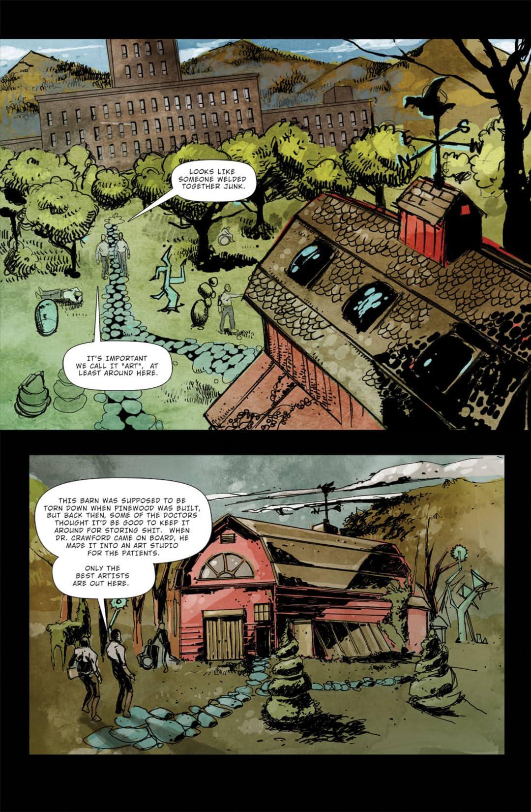 Farmhouse #2 (of 7)