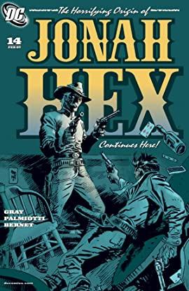 Jonah Hex (2006-2011) No.14