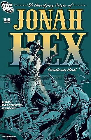 Jonah Hex (2006-2011) #14