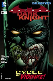 Batman: The Dark Knight (2011-2014) #10