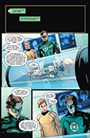 Star Trek/Green Lantern #3 (of 6)