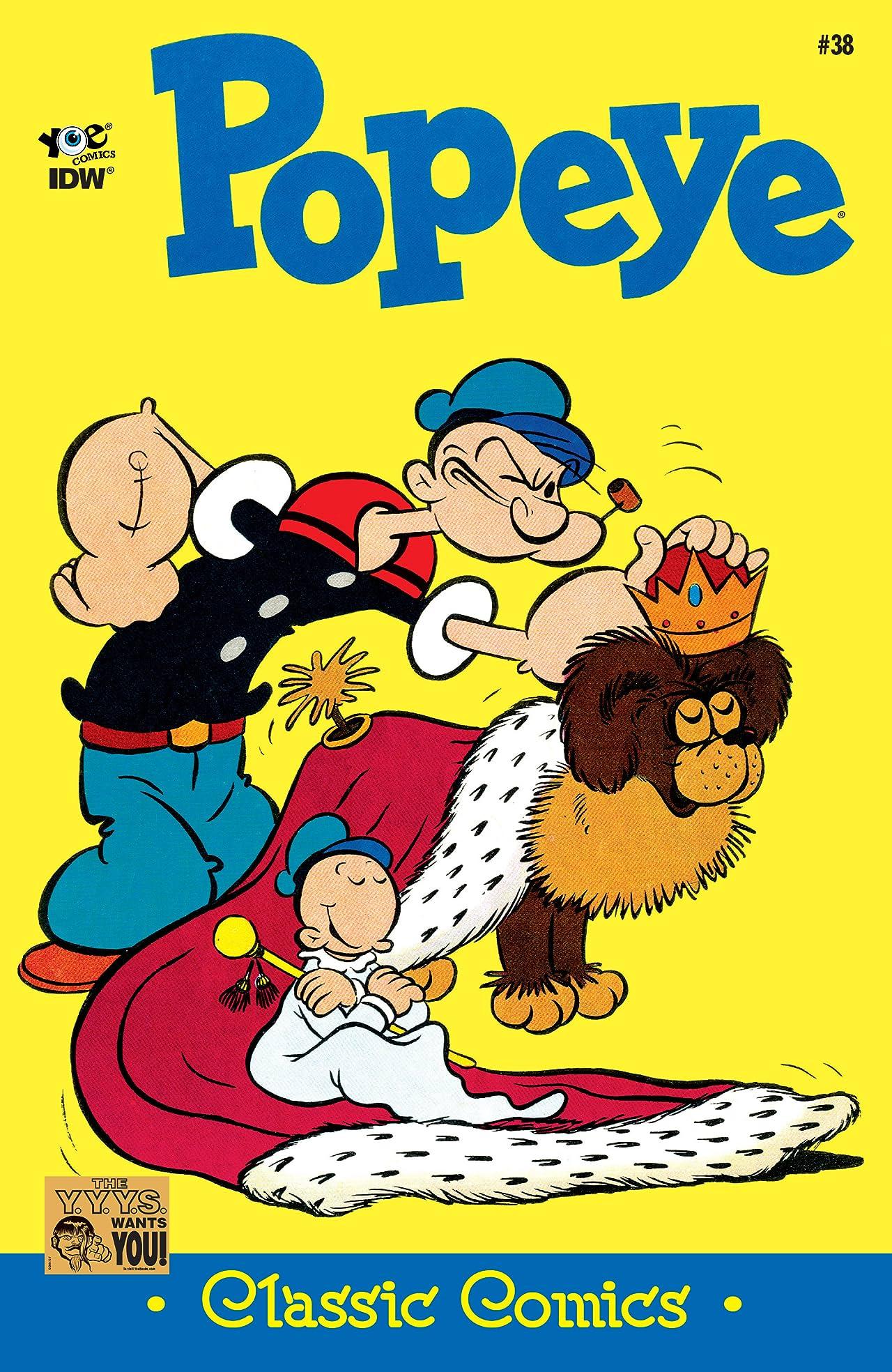 Popeye Classics #38