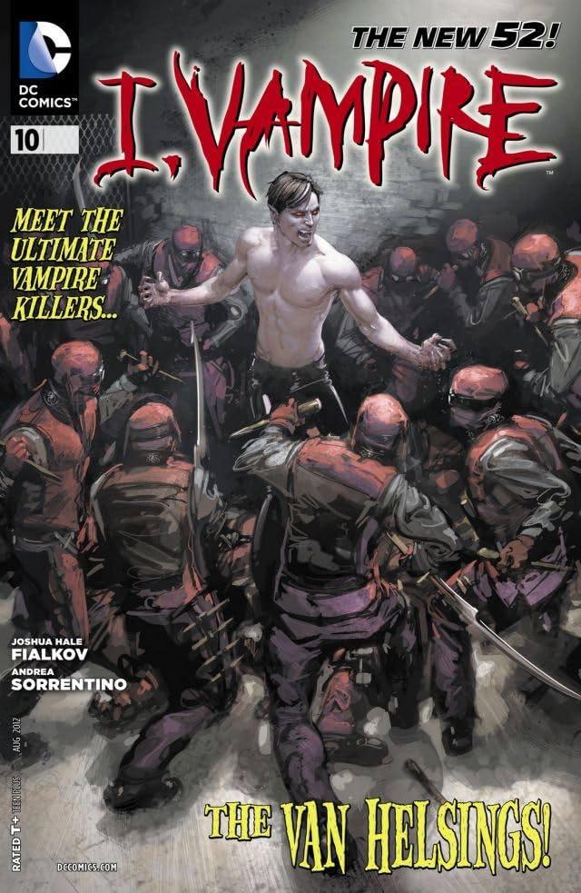 I, Vampire (2011-2013) #10