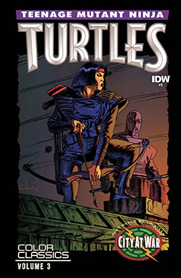 Teenage Mutant Ninja Turtles: Color Classics Vol. 3 #9