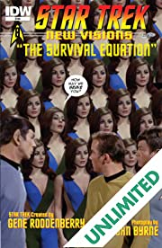 Star Trek: New Visions #8: The Survival Equation