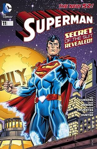 Superman (2011-2016) #11