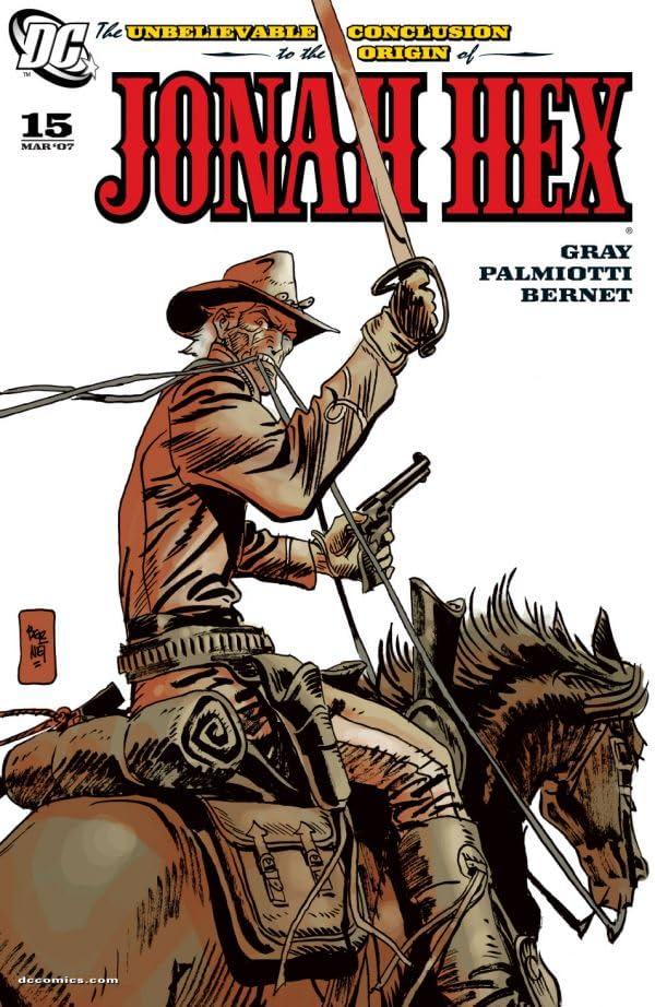 Jonah Hex (2006-2011) #15