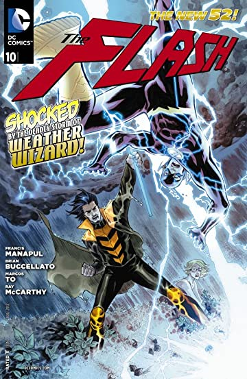 The Flash (2011-) #10